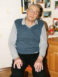 Rochus Fritz feiert 85. Geburtstag