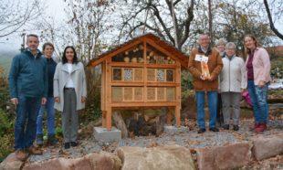 5-Sterne-Hotel für die Insekten in Prinzbach