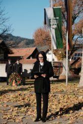 Daniela Paletta: »Frieden und Freiheit sind empfindliche Güter«