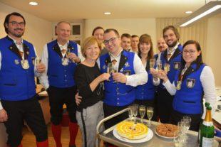 66 Jahre Narretei in Unterentersbach ist eine tolle Sache