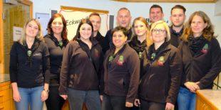 Mitglieder begrüßen zahlreiche Hexen-Anwärter im Probejahr