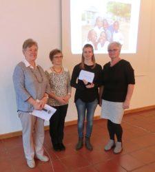 Viktoria Lehmann gab Einblicke in ihren Auslandsaufenthalt