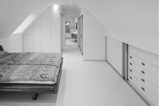 Dachausbau bringt weiteren Wohnraum