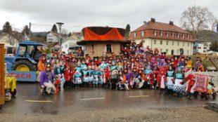 Große Jubiläumsparty der Entersbacher Narren steigt am Samstag in acht Tagen
