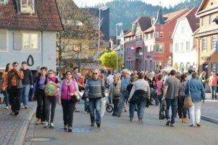 Großes Aktionswochenende in Zell am Harmersbach