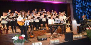 Herbstkonzert des Chor der Klänge zum 10-jährigen Dirigenten-Jubiläum