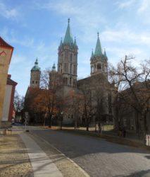 Ein Tag mit Weltkultur in Naumburg