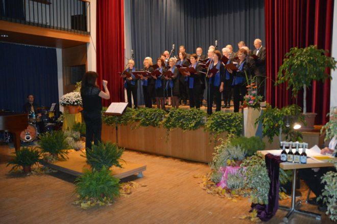 Gesangverein »Frohsinn« und die Stubenmusik Oberharmersbach : Klangvoller Konzertabend