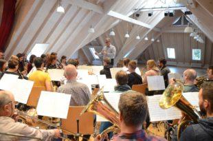 Musikverein Unterentersbach fiebert Jahreskonzert entgegen
