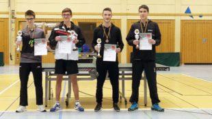 Zwei Mal Bronze für DJK-Jugend bei Südbadischen Meisterschaften