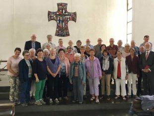 Kirchen, Geschichte und rostiges Eisen