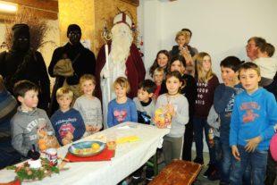 Laternenwanderung und Nikolausabend in neuen Räumlichkeiten