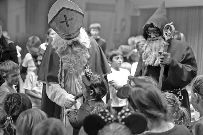 Nikolausfeier des TVU: »Helden des Alltags«