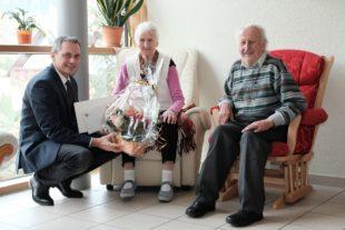 Herzlichen Glückwunsch zum 90. Geburtstag von Rosa Villing