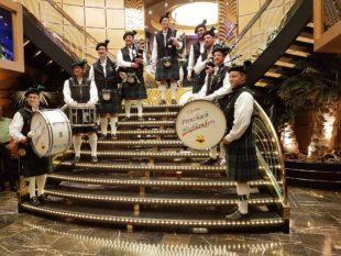 Schiff ahoi für die Highlanders