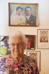 Rita Huber feiert 85. Geburtstag