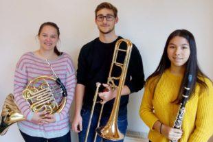 Leistungsabzeichen für Jungmusiker aus Zell und Oberharmersbach