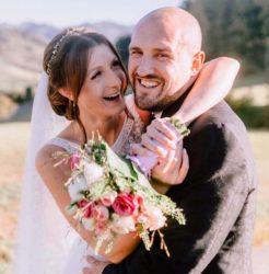 Traumhochzeit für Benjamin und Anastasia Sorychta