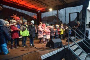 Zauberhafter Nordracher Weihnachtsmarkt