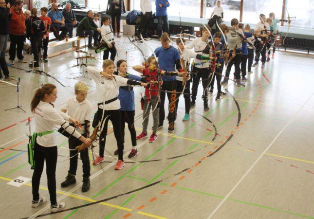 Bogenschützenclub Zell: Kreismeisterschaften