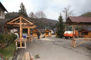 Heimelige Stimmung beim Weihnachtszauber im Obertal