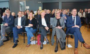Rektorin Anne-Catrin Medel wurde heute offiziell in ihr Amt eingeführt