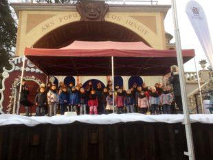 Lucky Kids begeisterten im Europapark
