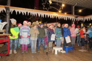 Weihnachtsmarkt war gut besucht