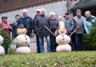 Weihnachtliche Abschlusstour und 10-jähriges Bestehen gefeiert