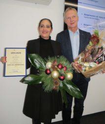Abwasserzweckverband verabschiedet Henry Heller und Siegfried Huber