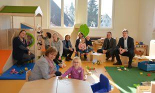 Bereicherung der Kindergartenlandschaft