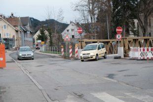 Freie Fahrt auf der L94 zwischen Lindenbrücke und Ochsenmühle