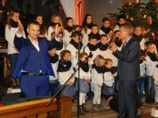 Markus Wolfahrt ließ das Wunder der Weihnacht erklingen