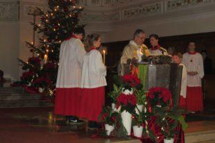 Weihnachtliche Botschaft vom sinnstiftenden Frieden