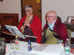 Besinnliche Adventsfeier für die Senioren des Altenwerks