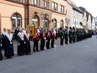 Silvesteraufmarsch der Bürgerwehr hat Wurzeln im 17. Jahrhundert