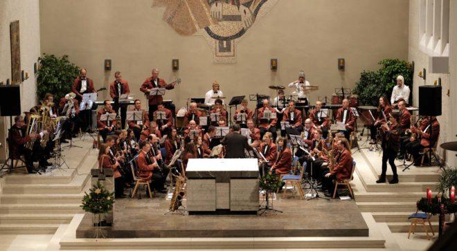 Adventskonzert des Blasorchester Biberach