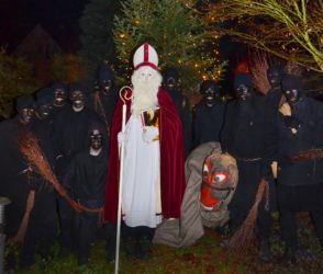 14 Türen waren für Nikolaus geöffnet