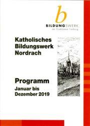 Bildungswerk Nordrach bietet 2019 Programm mit 26 Punkten