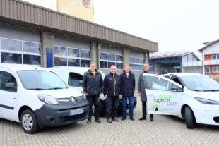 Stadt Zell setzt bei Fuhrpark auf E-Mobilität