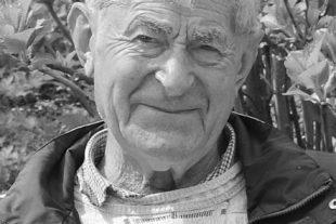 Große Trauer um Erich Huber