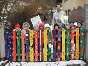 Kindergarten Nordrach wird bunt