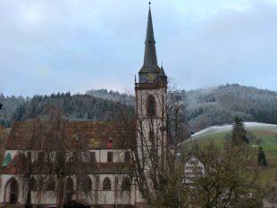 Eine wunderschöne Dorfkirche