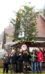 Urgestein des TC Nordrach feierte 70. Geburtstag