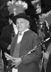 Trauer um Franz Herrmann