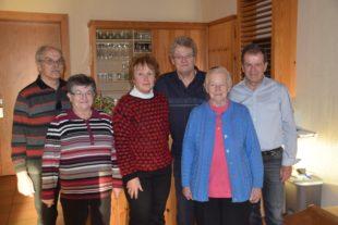 Altenwerk Nordrach traf sich zum ersten Seniorennachmittag im neuen Jahr