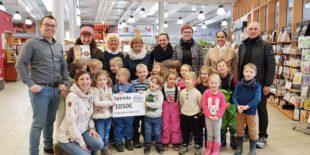 Kindergärten erhalten Jubiläumsspende
