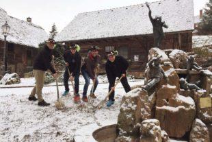 Oberharmersbacher Fasent mit neuem Programm