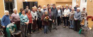 Rita Harter feierte den 90. Geburtstag und ihr 60-jähriges Sängerjubiläum