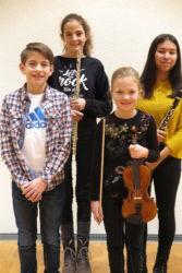 Musikschule Zell beim »Jugend musiziert« erfolgreich